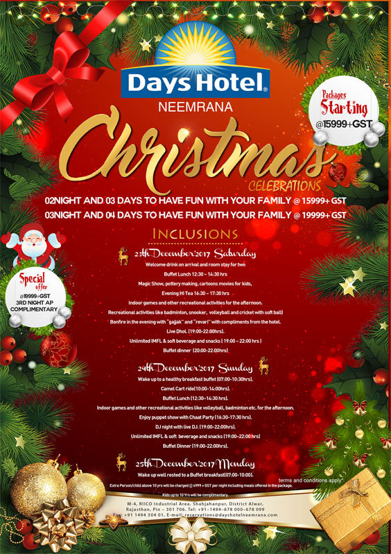 Christmas-2017-Offer-Days-Hotel-Neemrana